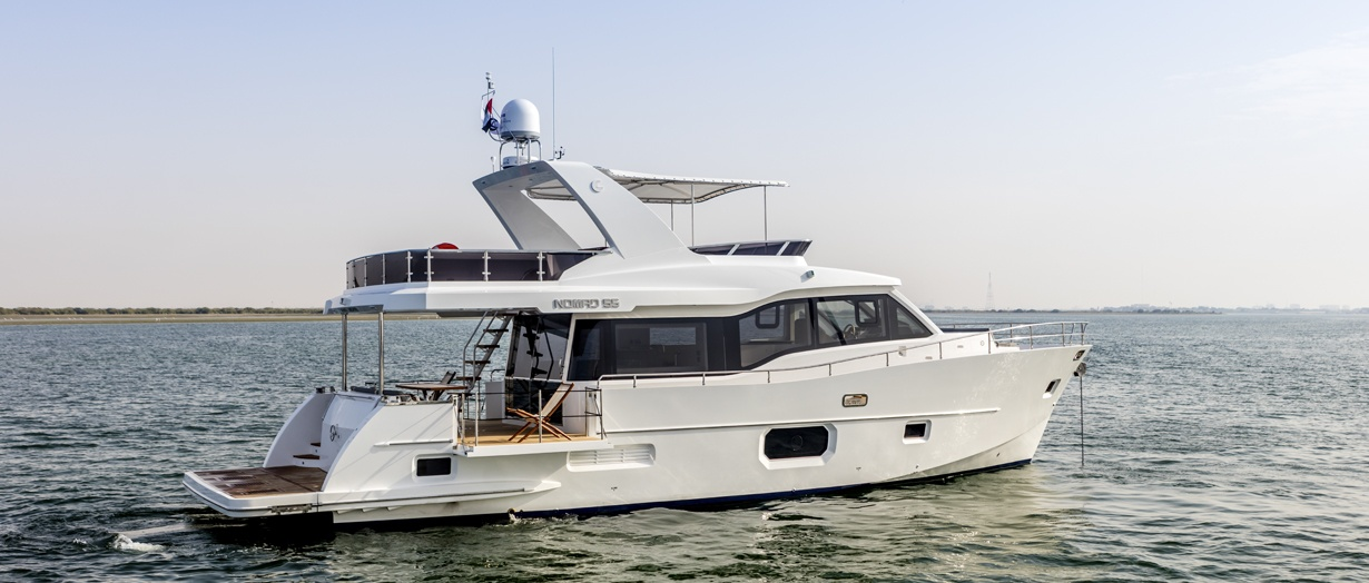 Nomad 55 by Gulf Craft, UAE
