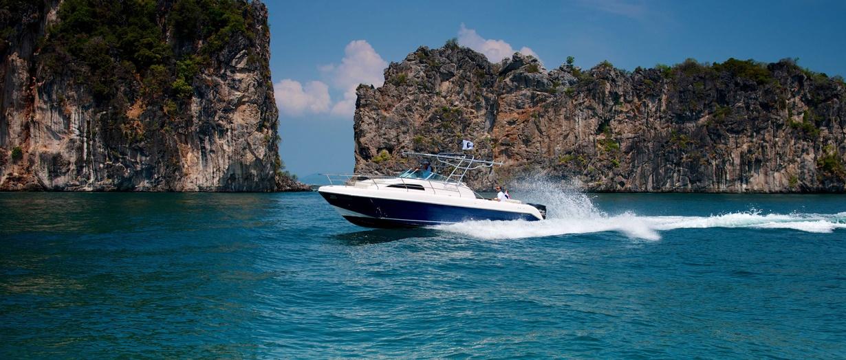 Silvercraft 34 by Gulf Craft, UAE