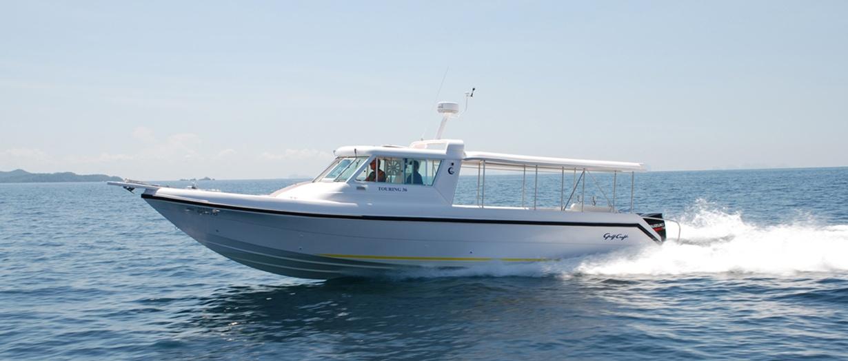 Touring 36 by Gulf Craft, United Arab Emirates